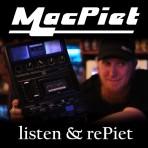 """CD MacPiet """"listen & rePiet"""""""