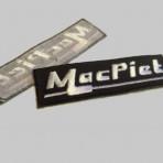 MacPiet-Aufnäher